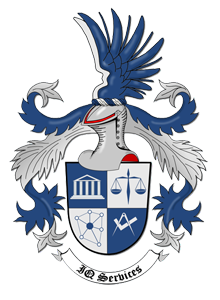 IQ-Services | Wappen | Logo IQ-Services