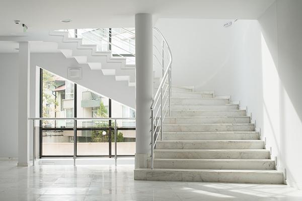 Treppenaufgang | Nachhaltigkeits-Strategie